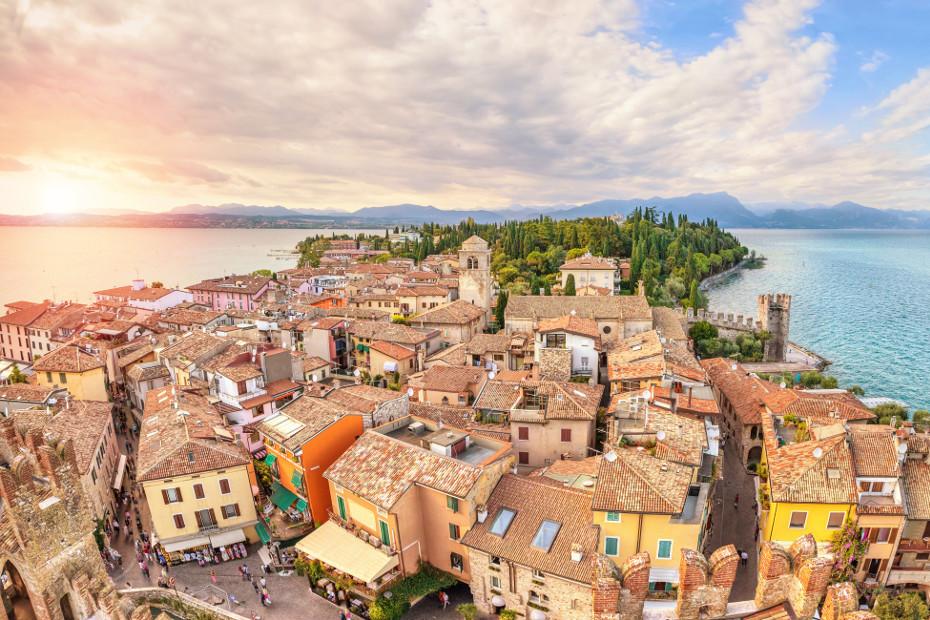 Sport, divertimento e arte con il Lago di Garda Tour
