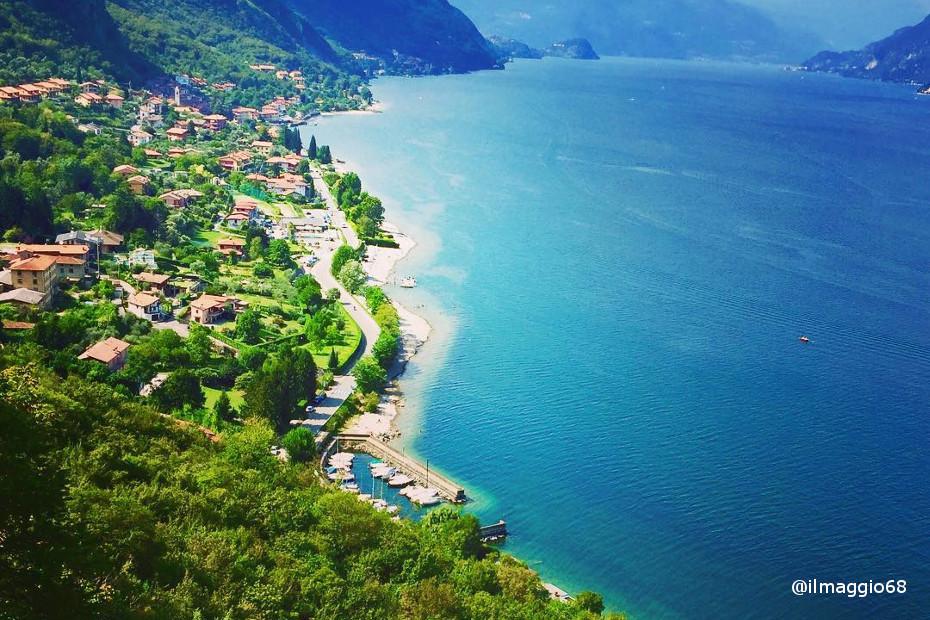 Oliveto Lario (CO) - Lago di Como