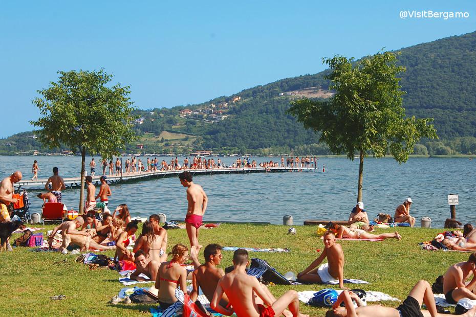 Sarnico (BG) - Lago d'Iseo