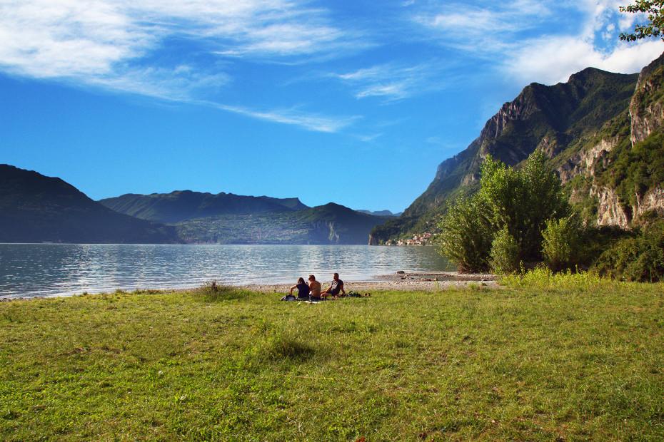 Marone (BS) - Lago d'Iseo