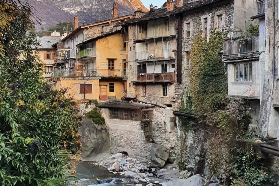 4. Da Novate Mezzola a Chiavenna