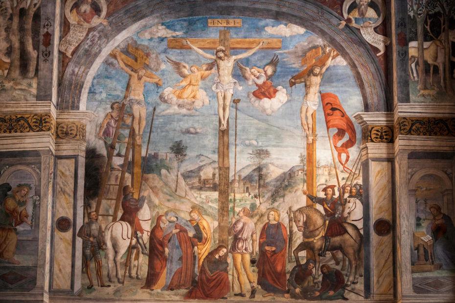 7. Da Corticelle Pieve a Santa Giulia, Brescia