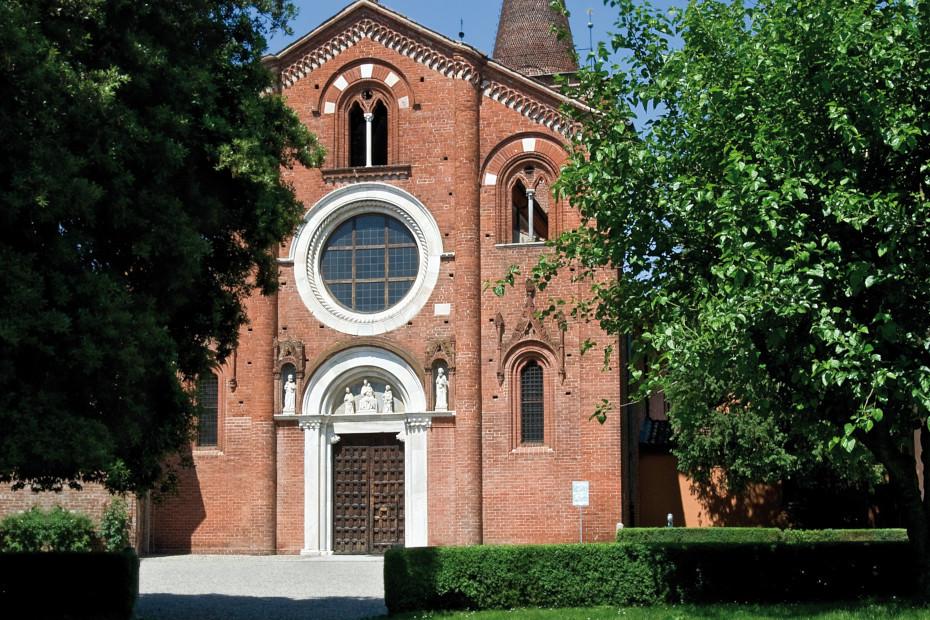 1. Da Milano, Sant'Eustorgio a Tavazzano con Villavesco