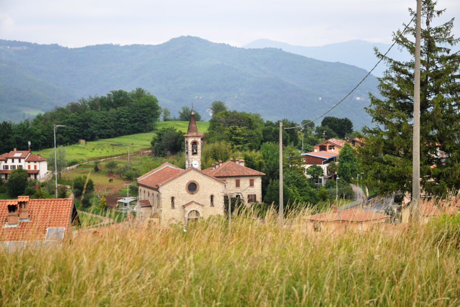 12. Da Airuno a Montevecchia