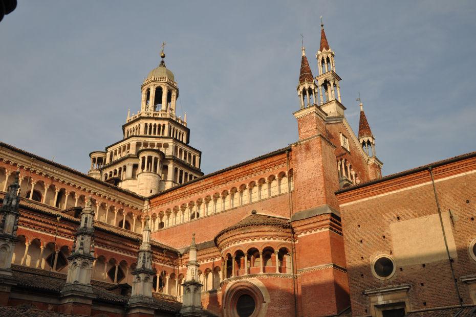 25. Da Milano alla Certosa di Pavia