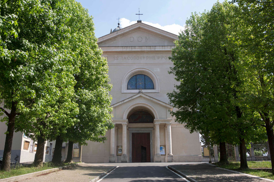Parish of SS. Giacomo e Filippo (Saints James and Philip)