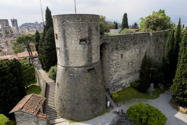 Rocca Of Bergamo