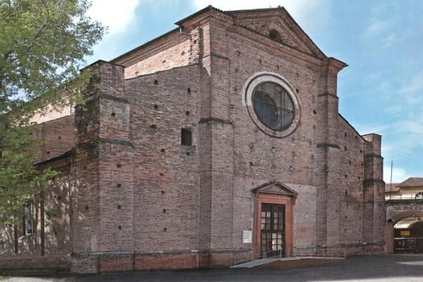 Chiesa di San Salvatore, facciata