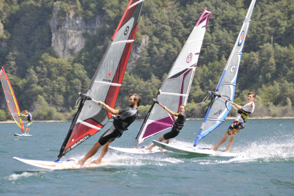 Wind surf lagoidro