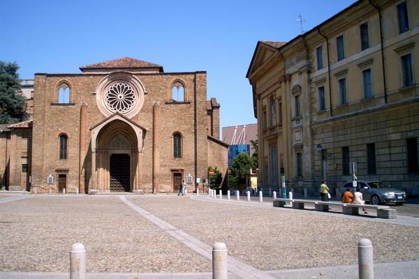 Chiesa di San Francesco Lodi