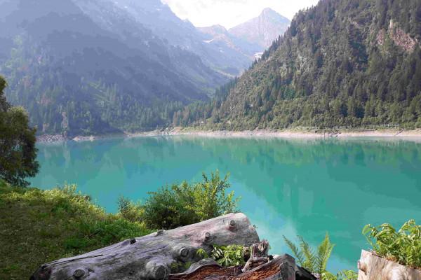 Lago di Scais