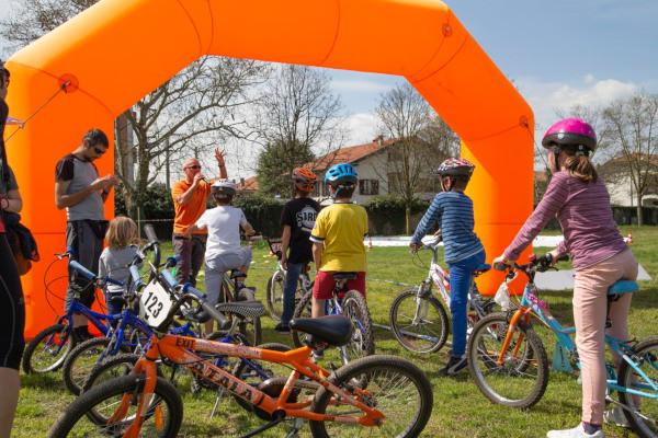 Gimkana area kids gratuita