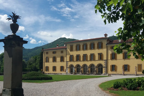Villa Vitalba Lurani Cernuschi