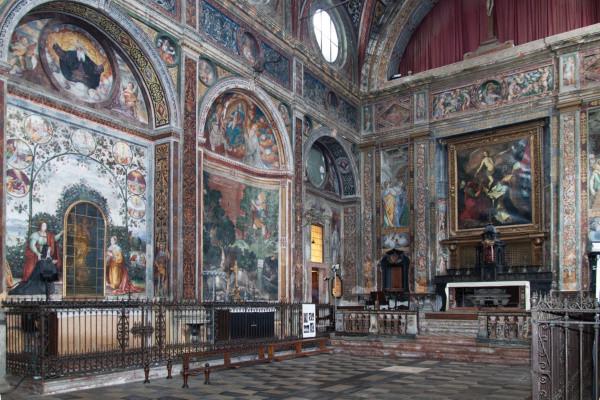 Chiesa San Vittore, Meda (MB)