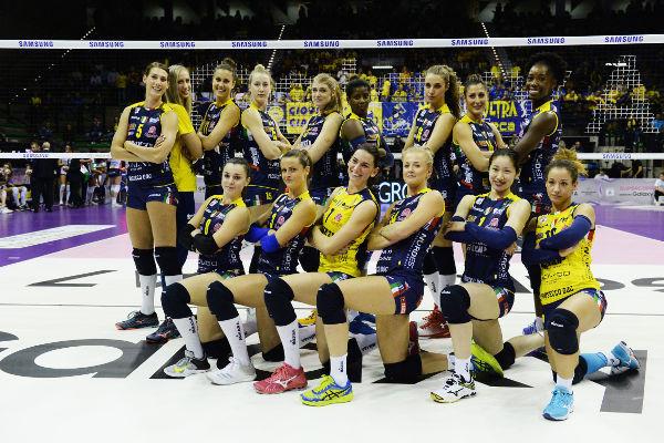 Roster Imoco Volley Conegliano s.s 18-19