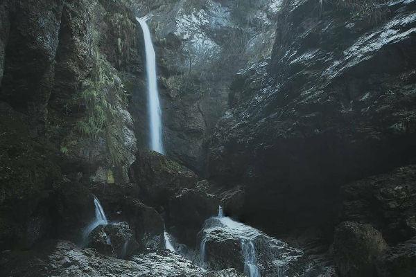 Cascata del Trallo a Brusimpiano, VA (Ph ig:@ alessandro.marinaci)