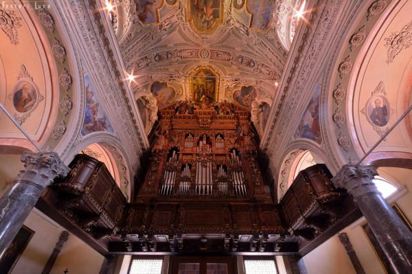 L'organo del Santuario di Ardesio
