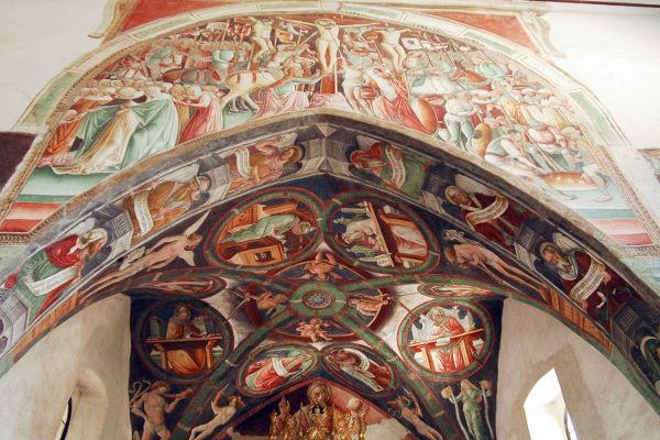Oratorio dei Disciplini, Clusone (BG)