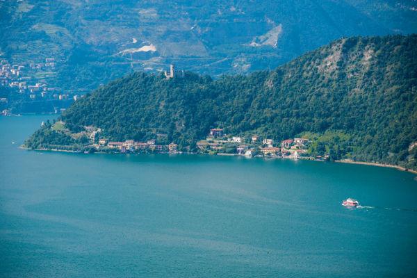 Montisola sul Lago d'Iseo (BS)