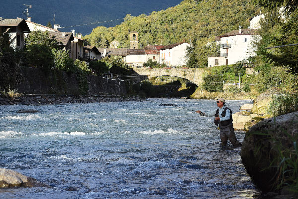 Fly Fishing (Foto di UPS Sondrio)