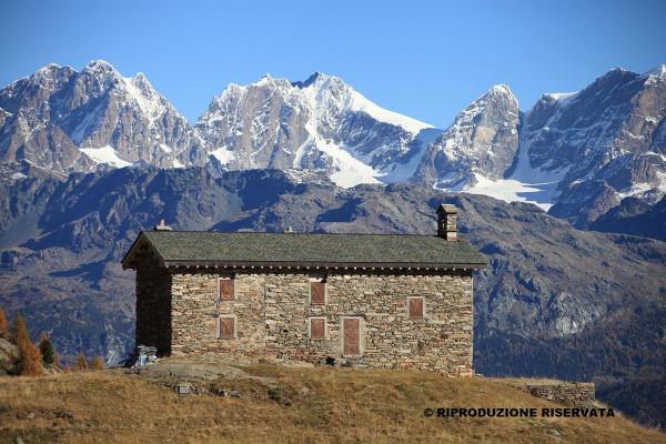 Chiesetta all'Alpe Arcoglio