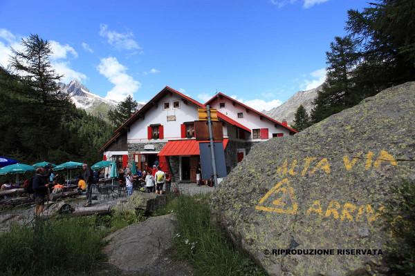 Alpe Ventina - Rifugio Gerli Porro