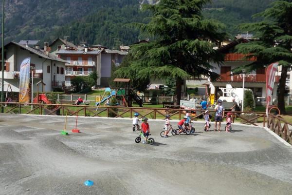 pump track Caspoggio