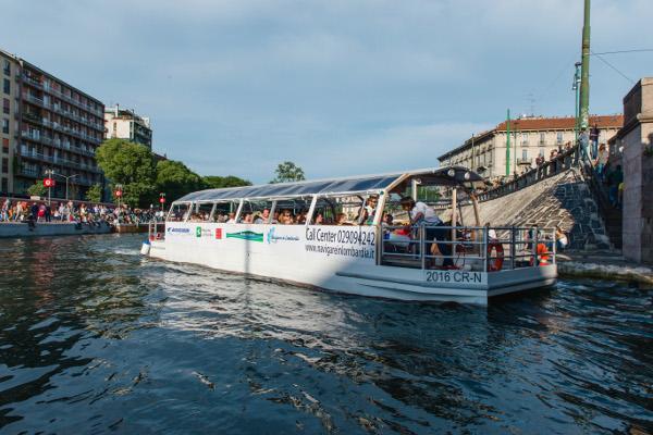Darsena Itinerary - Milan