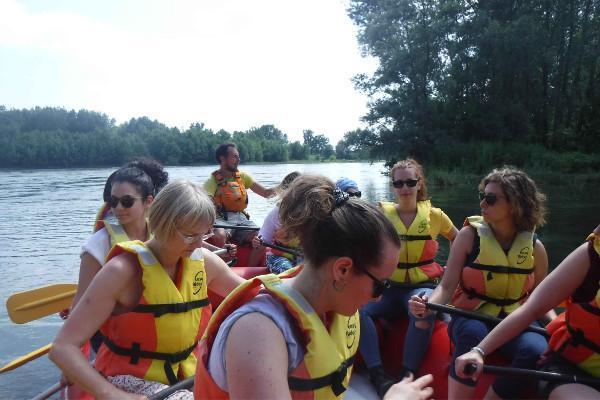 Rafting sul Fiume Ticino