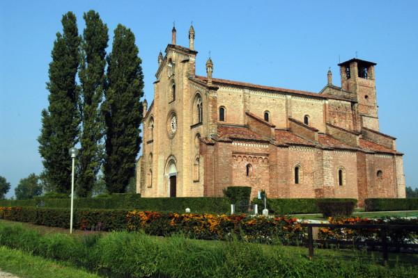 Basilica dei XII apostoli Lodi Vecchio