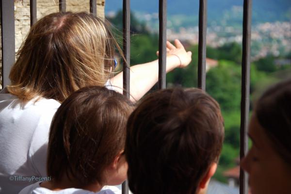 Attività per bambini sul Campanone organizzata dal Museo delle storie di Bergamo