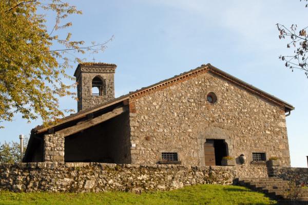 particolare chiesa a Livemmo