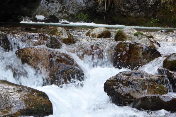 The river Sanagra