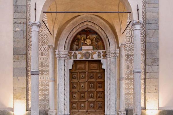 Portone Chiesa Patronale di Santa Eufemia