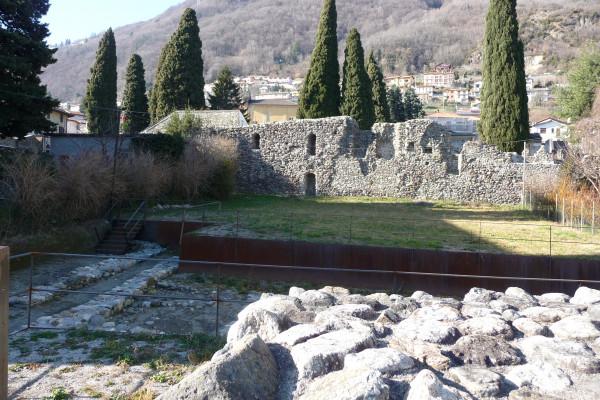 Antica fortezza romana