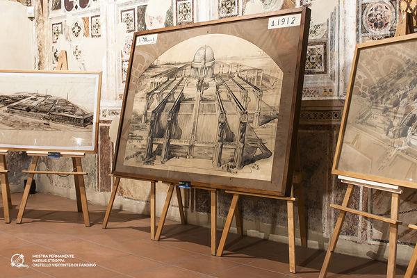 Esposizione Permanente Marius Stroppa