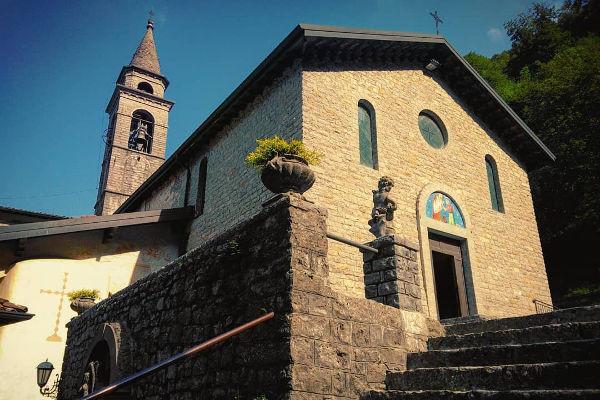 Santuario della Madonna del Perello (ph ig: @a.silvia.82)