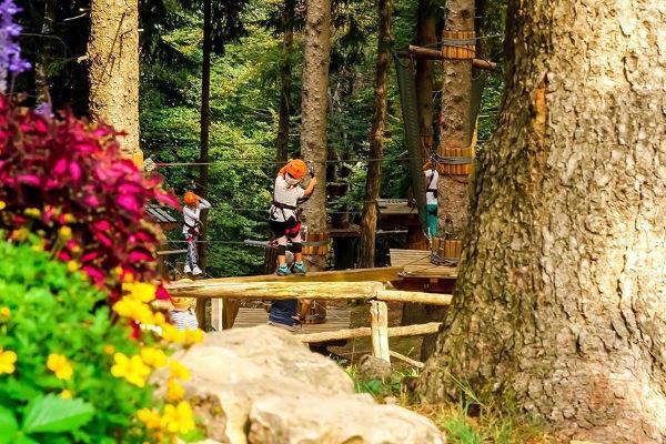 Selvino Adventure Park (ph ig: @parcoavventuraselvino)