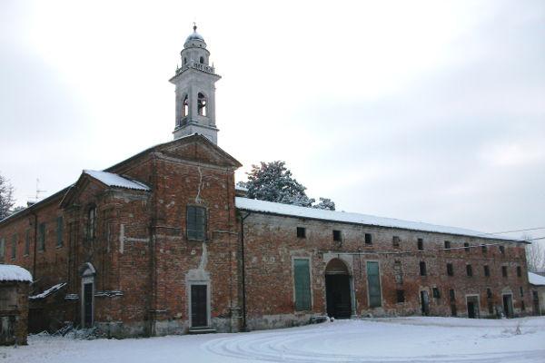 Verolavecchia – Scorzarolo, il convento dei Domenicani