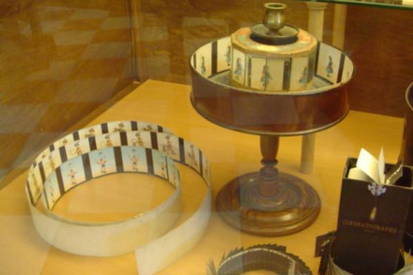 Zootropio de Museo del Giocattolo Santo Stefano Lodigiano