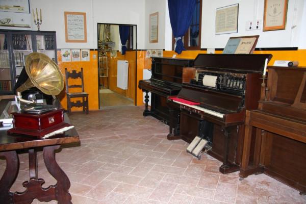 Pianoforti de Museo dello Strumento Musicale e della Musica