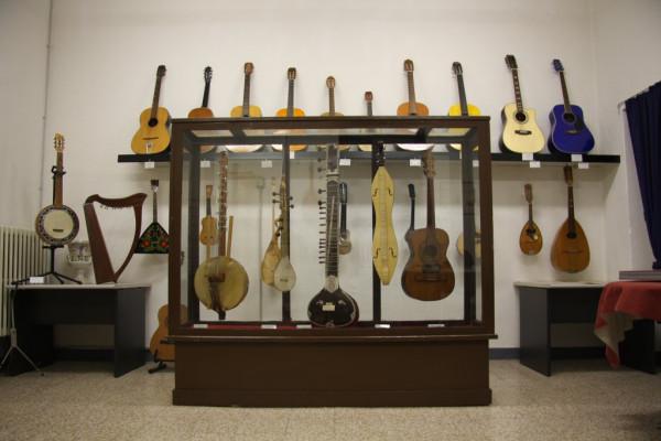 Chitarre de Museo dello Strumento Musicale e della Musica