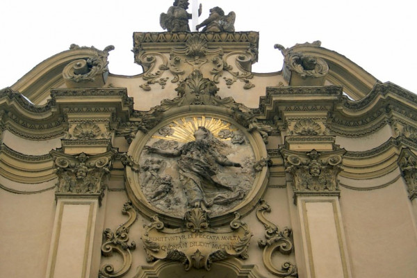 Chiesa di S. Maria Maddalena Facciata