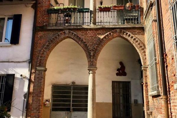 Interno Cortile Via Matteotti 77