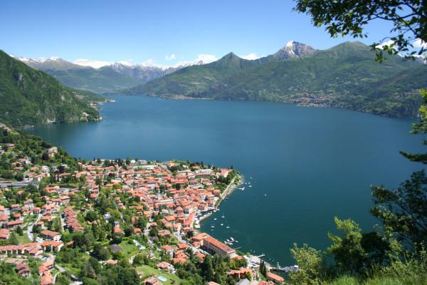 Vista da Monte Crocetta