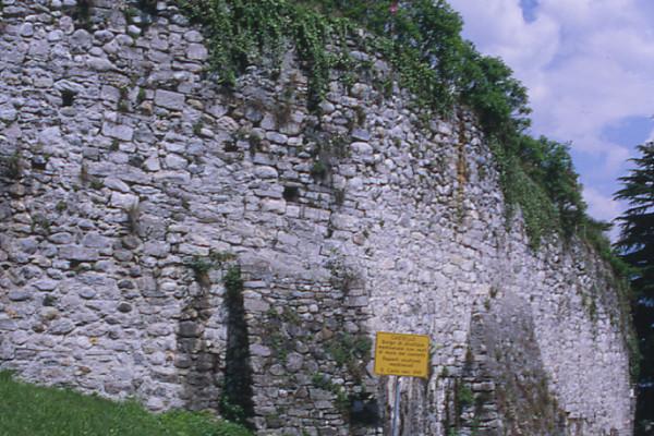 Menaggio zona castello