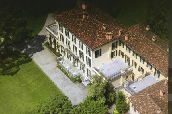 Villa Mylius Vigoni a Loveno