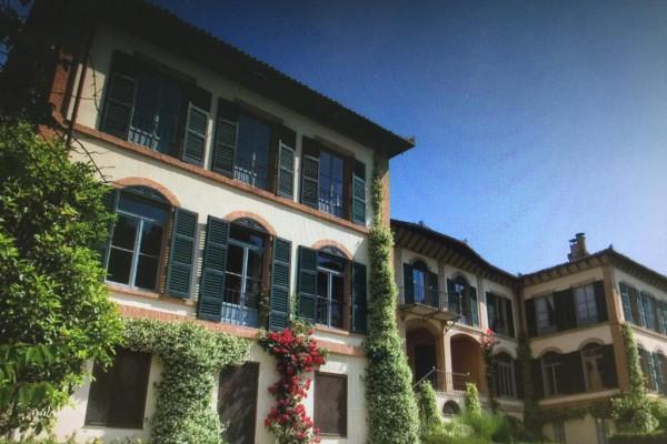 Villa Garovaglio Ricci a Loveno