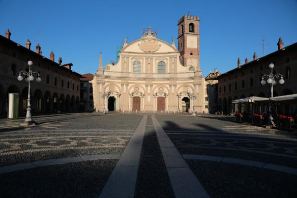 Vigevano Cattedrale di Sant'Ambrogio