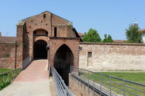 Vigevano strada coperta e le sotterranee del Castello